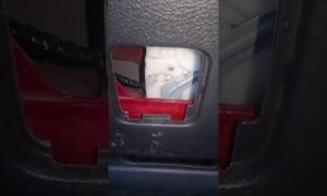 Не открывается багажник Ниссан Тиида