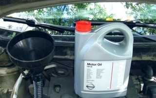 Самостоятельная замена масла в двигателе Nissan X-Trail T31 и T32