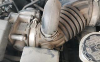 Патрубок воздухозаборника Ниссан Кашкай: ремонт, замена