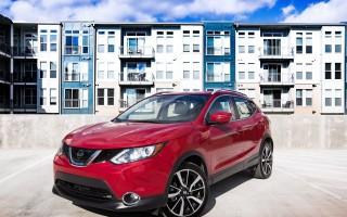 Nissan Rogue Sport, обзор и сравнение с конкурентами