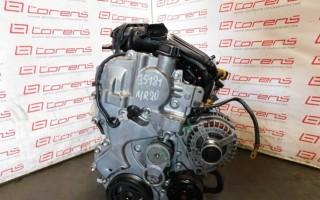 Замена двигателя mr20de на Ниссан Кашкай