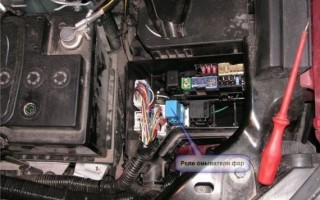 Как отключить омыватель фар Nissan Qashqai?