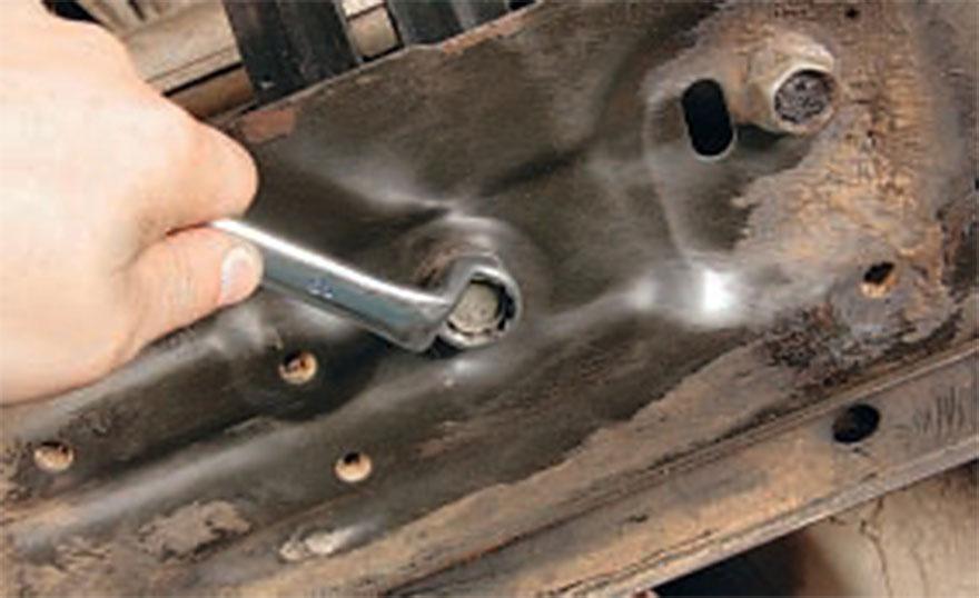 Как заменить рулевую рейку Nissan Qashqai